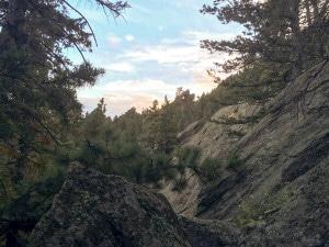 Chautauqua trail photograph